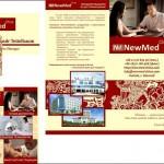 Буклет для медицинского оператора NewMed China